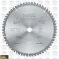 "DeWalt DW7737 12"" 60 Tooth Heavy Gauge Ferrous Metal Cutting Blade"