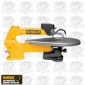 "DeWalt DW788 Heavy-Duty 20"" Variable-Speed Scroll Saw"