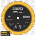 DeWalt DW8500 Diamond Edge Ferrous Metal Chopsaw Blade