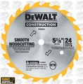 DeWalt DW9054 Carbide Circular Saw Blade
