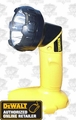 DeWalt DW908 Heavy Duty Pivot Flashlight (Bare Tool)