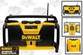 DeWalt DW911 AM / FM Radio & Battery Charger