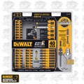 DeWalt DWA2T40IR Impact Ready Screwdriving Bit Set