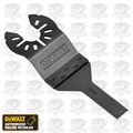 DeWalt DWA4208 Oscillating Wood Detail Blade