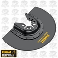 DeWalt DWA4212 Oscillating Flush Cut Blade