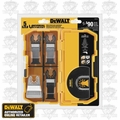 DeWalt DWA4216 5 Piece Oscillating Blade Set