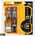 DeWalt DWA4216 5pc Oscillating Blade Set