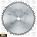 "DeWalt DWA7737 12"" 60 Tooth Heavy Gauge Ferrous Metal Cutting Blade"