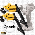 DeWalt DWASHRIR 2pk Impact Ready 18 Gauge Shear Attachment