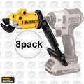 DeWalt DWASHRIR 8pk Impact Ready 18 Gauge Shear Attachment