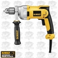 DeWalt DWD210G Heavy Duty Pistol Grip Drill