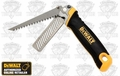 DeWalt DWHT20123 Folding Rasp/Jab Saw