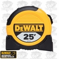 DeWalt DWHT33373 25' Tape Measure