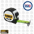 DeWalt DWHT33386L 30' Tape Measure 1-1/4'' Wide