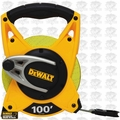 DeWalt DWHT34028 100' Fiberglass Long Tape