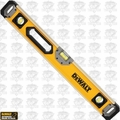 "DeWalt DWHT43172 72"" Non-Magnetic Box Beam Level"