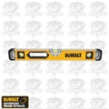 DeWalt DWHT43224 Non-Magnetic Box Beam Level