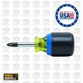 DeWalt DWHT66369 Phillips Screwdriver - Stubby