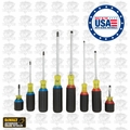 DeWalt DWHT66409 Vinyl Grip Screwdriver Set