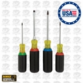 DeWalt DWHT66416 Vinyl Grip Screwdriver Set