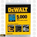 "DeWalt DWHTTA7055 5,000pk 5/16"" Heavy-Duty Staples"