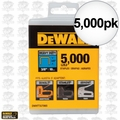"DeWalt DWHTTA7065 5,000pk 3/8"" Heavy Duty Staples"