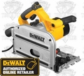 DeWalt DWS520K Heavy-Duty 6-1/2 (165mm) TrackSaw Kit