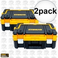 DeWalt DWST17808 2pk TSTAK I Long Handle Toolbox Organizer