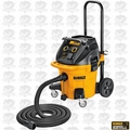 DeWalt DWV012 HEPA Vacuum Dust Extractor 10 Gallon Auto Filter Clean
