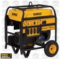DeWalt DXGN14000 14000 Watt Commercial Generator w/ Electric Start