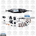 Dremel 4000-6-50 High Performance Rotary Tool Kit