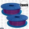 Dremel DF05-01 2pk Purple 3D printer Filament 1.75mm