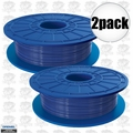 Dremel DF06-01 2pk Blue 3D printer Filament 1.75mm