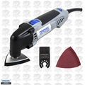 Dremel MM20-DR Multi Max Oscillating Tool Kit Powerful 2.3 Amp 120 Volt