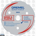 Dremel SM500 Multipurpose Carbide Wheel
