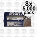 "Duo Fast 5010-C 8x Box Of 5000 5/16"" Staples"