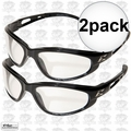 Edge Eyewear SW111VS 2pk Dakura Safety Glasses