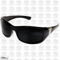 Edge Eyewear TYC216 Women's Civetta Safety Glasses Black w/ Smoke Lens