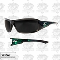 Edge Eyewear XB116-A1 Brazeau Apocalypse 1 - Black/Smoke Lens Safety Glasses