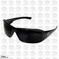 Edge Eyewear XB116-K Brazeau Safety Glasses - Black Shark Series