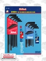 Eklind 10022 2 Set Combo L-Hex Keys