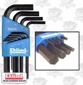 Eklind 10509 L-Hex Key Set