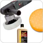Electric Car Polisher and Polishing Products