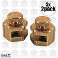 Empire 105 5x 2pk Brass Stair Gauge