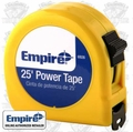 "Empire 6926 1"" x 25' Tape Measure"