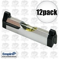 Empire 93-3 12pk Line Level Spirit Bubble Level Aluminum