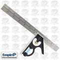 "Empire E250 Professional 12"" Combination Square"