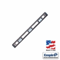 "Empire E80.24 24"" Heavy-Duty True Blue Aluminum Level w/ Vari-Pitch"