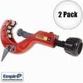 "Empire Level 2831 1/4"" To 2-1/2"" Tubing And Pipe Cutter"