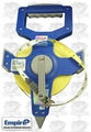 Empire Level 7300 Fiberglass Geared Open Reel Tape Measure